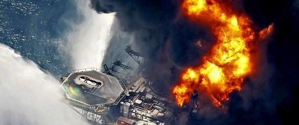 Günde bin varil petrol bu körfeze sızıyor