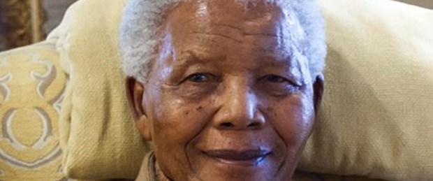 Güney Afrika liderinden Mandela'ya ziyaret