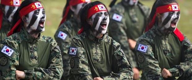güney kore ordu alarm seviyesi131117.jpg
