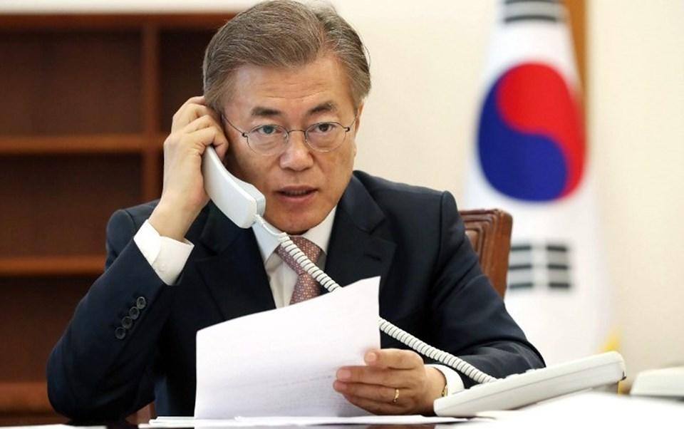 Çin ilk kez Güney Kore'de devlet başkanı seçilen bir lideri tebrik etti.