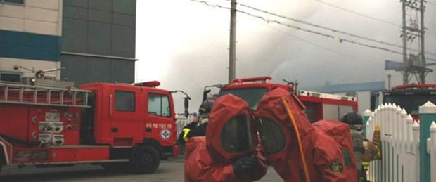 Güney Kore'yi kimyasal sızıntı vurdu