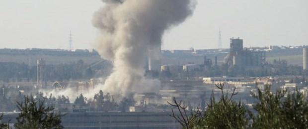 Halep'te muhalifler cezaevini ele geçirdi