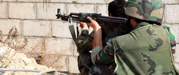 Halep'te şiddetli çatışma