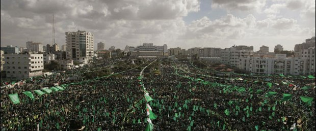 Hamas 21. yaşını kutluyor