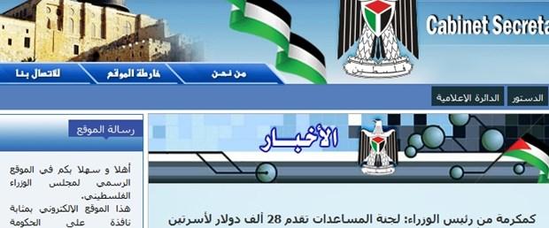 Hamas'tan Türkçe web sitesi