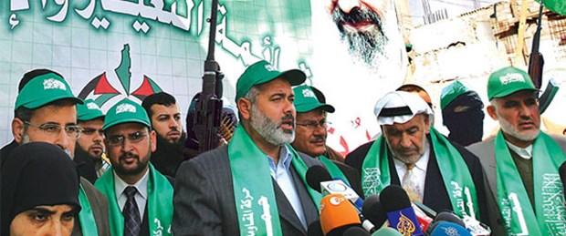 Hamas'tan Türkiye'ye övgü