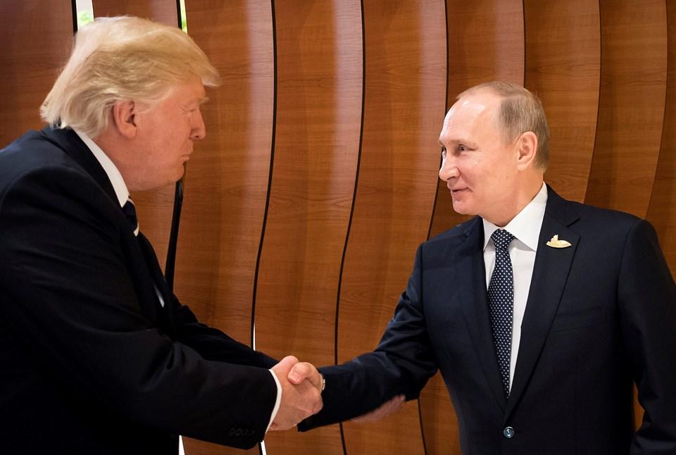 İki lideri ilk defa G-20 zirvesinde tokalaştı.