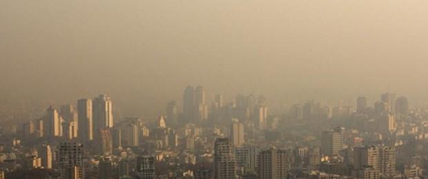 'Hava kirliliğinin sorumlusu Türkiye'