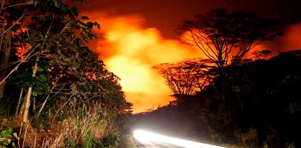 Hawai'de volkan kabusu sürüyor