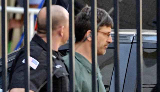 GE'te teknisyen olarak çalışan Glendon Scott Crawford gözaltına alındı.