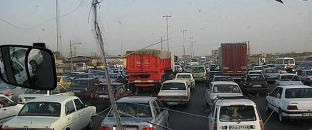 Her 25 dakikada bir İranlı trafikte ölüyor