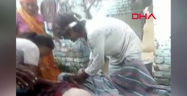 Hindistan'da havi fişek imalathanesinde patlama: 6 ölü