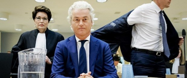Hollanda'da ırkçı lider Wilders'ten yeni tahrik