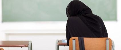 hollanda müslüman okul sınıf fotoğrafı tazminat100717.jpg