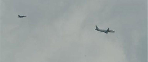 Hollanda'da 'uçak kaçırıldı' alarmı