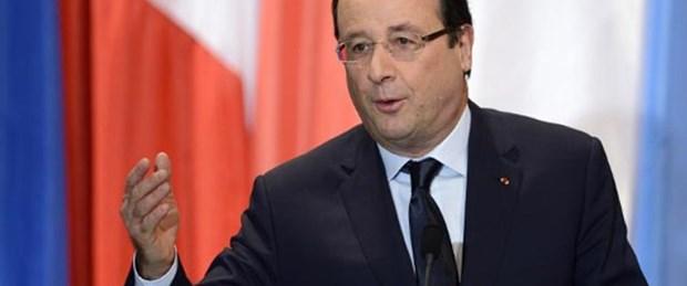 Hollande Filistin'e gidiyor