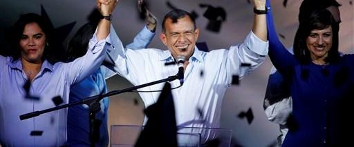 Honduras'a toprak ağası başkan