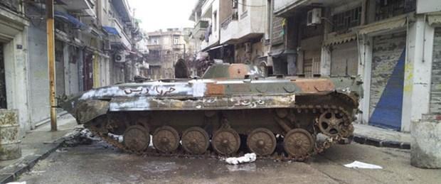 Humus Mahir Esad'a teslim edildi