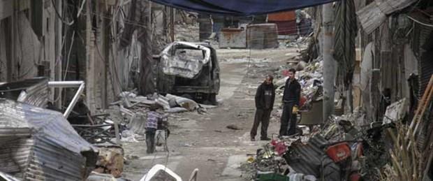 Humus'ta 3 günlük ateşkes