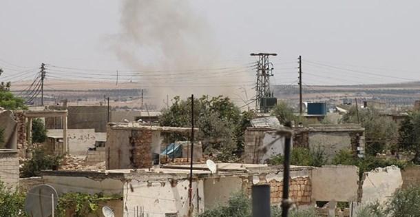İdlib'e Rus hava saldırısı: 13 ölü, 20 yaralı