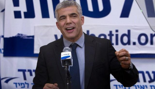 Gazeteci kökenli 49 yaşındaki Yair Lapid, Cumhurbaşkanı Şimon Peres tarafından hükümeti kurmakla görevlendirilebilir.