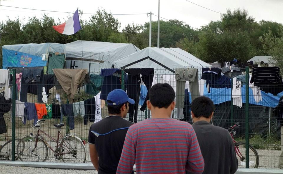 İngiltere'den mültecilere duvarlı çözüm