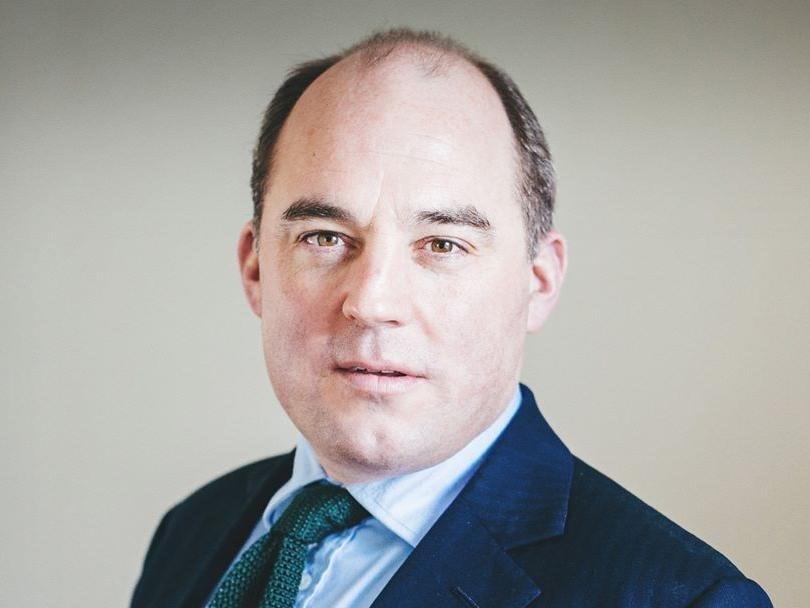 İngiltere Ulusal Güvenlik Bakanı Ben Wallace