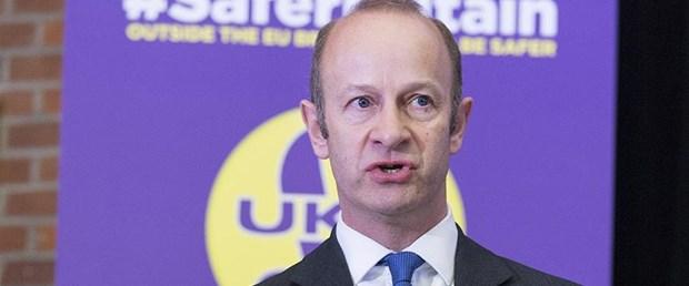 ingiltere aşırı sağ UKIP henry bolton290917.jpg