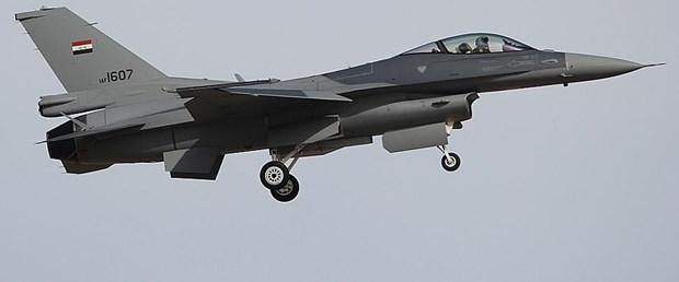 Irak f-16 savaş uçak190418.jpg
