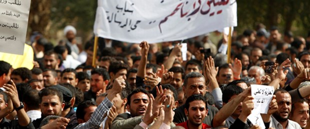Irak'ın 'Öfke Günü'nde kan aktı