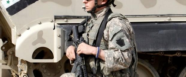 Irak'ta 1 Amerikan askeri öldürüldü