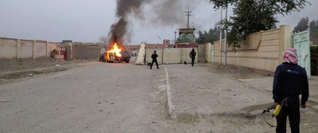 Irak'ta bombalı saldırı: 2 ölü