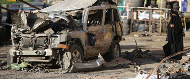 Irak'ta bombalı saldırılar: 11 ölü