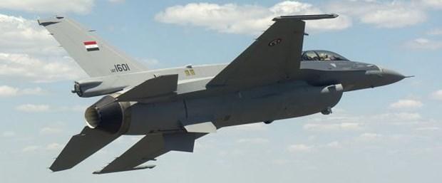 Irak'ta hava saldırısı : 15 DAEŞ üyesi öldürüldü