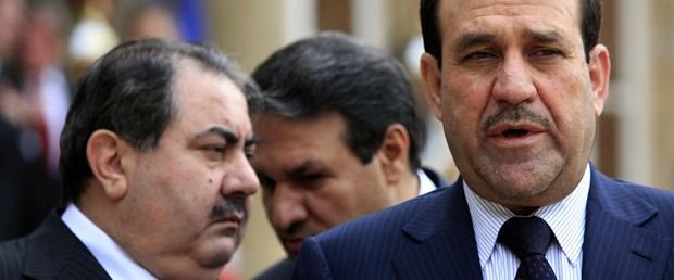 Irak'ta ibre Maliki'den yana