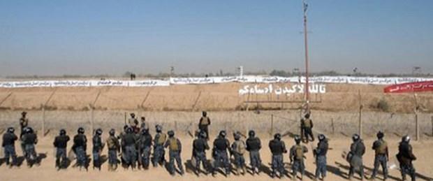 Irak'ta İran karşıtı kampa saldırı
