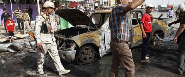 Irak'ta yine bombalar patladı: 31 ölü