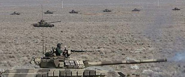 İran, Türkiye sınırında tatbikat yapacak