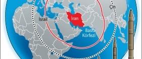 İran uzun menzilli füze denedi