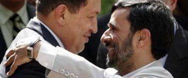 'İran ve Venezuela omuz omuza'
