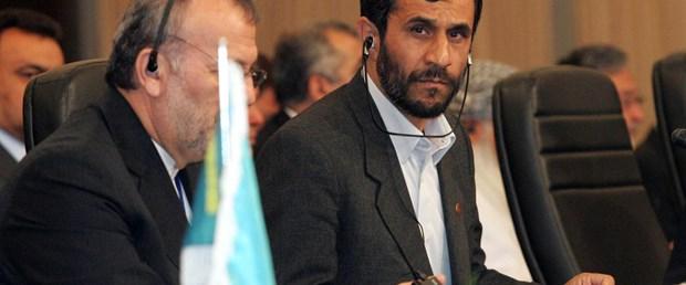 İran'da Akmedinejad'a bir rakip daha