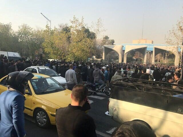 iran, protesto, Ayetullah Hamaney, iranda neler oluyor, iran son dakika