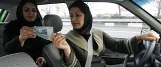 İran'da 'kadın şoför' tartışması