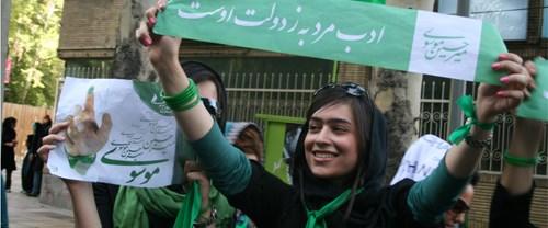 İran'da 'yeşil' günler yeniden başlıyor