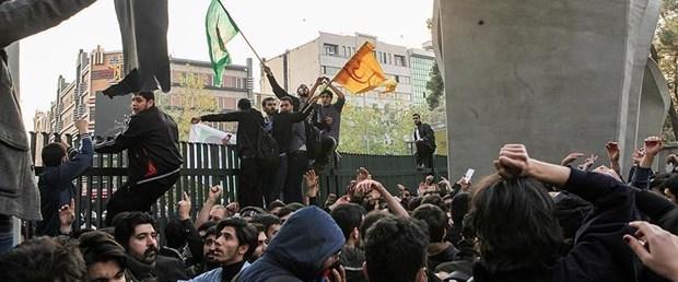 İran, protesto