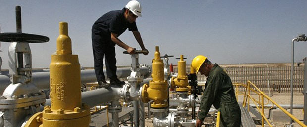 iran petrol barzani ırak290917.jpg