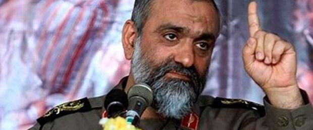 İranlı komutan: O ülke yeryüzünden silinmeli