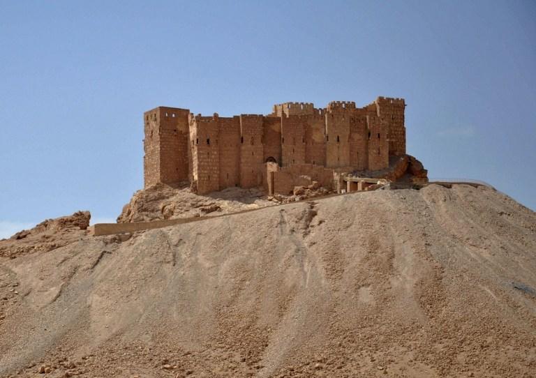 IŞİD Palmira'yı yok edecek endişesi