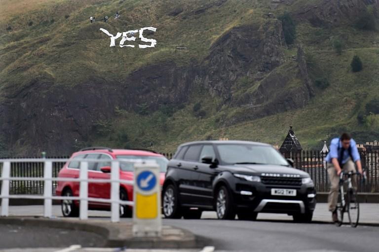 İskoçya'da tarihi referandum