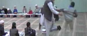 İslam okulunda dayak kamerada